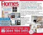 Free Issue of BBC Homes & Antiques