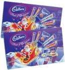 Cadburys and nestle selection boxes £1 @ Asda