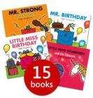 Mr Men & Little Miss Fairytale Collection : 15 Books -  just £12.99 delivered @ The Book People!