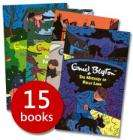 Enid Blyton Myteries Collection - 15 Books - £14.99 delivered @ The Book People!