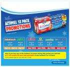 actimel 12 pack £2 @ Sainsburys (or £1 with £1 off coupon) & other offers