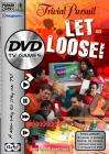 Trivial Pursuit Let Loose DVD TV Game £8.90