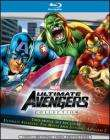 Ultimate Avengers Collection -  (The Movie / The Movie 2) [Blu-ray] £9.54 + £1.98 postage @ AxelMusic