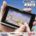 Medion Go Pal 4210 GPS Navigation System SAT NAV - £200 @ Aldi