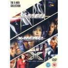 X Men 1, 2 and 3 DVD box set only £8 at ASDA in-store