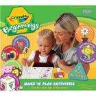 Crayola Beginnings Make 'n' Play Activities - half price - £5 delivered @ Amazon!