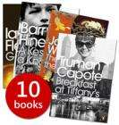 Classics On Film Collection - 10 Books (Clockwork Orange/Breakfast At Tiffany's/Lolita/Kes/One Flew Over The Cuckoos Nest and more) £9.99 + Quidco + Free Delivery(with voucher)@ The Book People