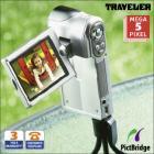 TRAVELER 5MP Digital Video Camera - £69.99 @ Aldi
