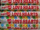 Pack of 4 Love Hearts, 30p @ MORRISONS