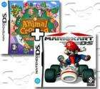 Animal Crossing + Mario Kart DS Double Pack - £36.99 @ Softuk