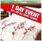 20% off all Duvet Covers - TODAY ONLY - @ Cdiscount + Quidco! Prices from £7.99 delivered