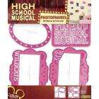 Decofun, High School Musical Photo Frame Wall Stickers - less than half price - £2.80 @ Amazon!