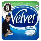 6 pack Of Tripple Velvet £2.25 @ Iceland
