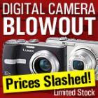 Digital Camera Blowout at BlahDVD Samsung A503 £48.99 Panasonic FX01 £118.99 Or Less Delivered!
