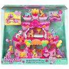 My Little Pony Ponyville Pinkie Pie Rollerskate Party Cake 75% off in store at Sainsbury's £4.99