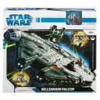 Star Wars New Millennium Falcon - half price - £75 delivered @ Amazon!