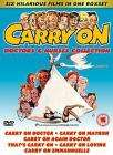 Carry On - Doctors And Nurses Collection 6 Film Boxset £11.96 Delivered!