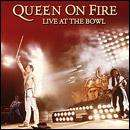 Queen -  On Fire : Live At The Bowl 2 CD £4.99 + Free Delivery/Quidco @ HMV