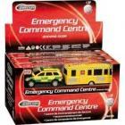 Emergency Command Centre Car playset, £1.37 @ Amazon!