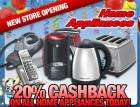 20% Creditback on All Home Appliances Today @ CDiscount!