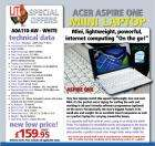 Acer Aspire One Mini Laptop - Only £164.90 including Delivery @ IJT Direct !!! Intel Atom N270, 8GB Mem, 512mb Ram 8.9""