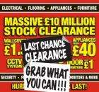 Focus DIY Clearance Sale - Instore Only