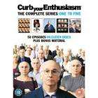Curb your enthusiasm series 1-5 £24.99 instore only @ Borders Bookstores
