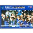 Portsmouth FA Cup Winners Book 2008 Was £19.99 now £4.99 (+ P&P)