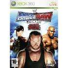 wwe smackdown Vs Raw 2008 Xbox 360 £6.96 delivered @ Tesco Ent + Quidco