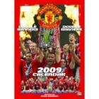Filler item Official Manchester United Football Club Calendar 2009 (Calendar)  £1.04 @ Amazon