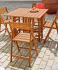 Sienna Foldaway Table Set - HALF PRICE - £74.89 delivered @ Argos
