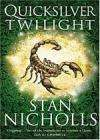 Quicksilver Twilight (Quicksilver Trilogy Volume 3) (Hardcover) by Stan Nicholls only £1 instore Poundland