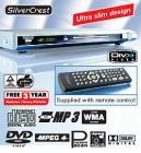 DivX Slimline DVD Player (SilverCrest) for £29.99