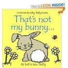 THATS NOT MY BUNNY BOOK only £1.00 instore @ TESCO - Bargain!