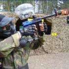 paintballing for eight just £5 @ Play