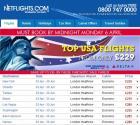 NetFlights USA Flight Sale - NY £229, Orlando £239.....