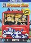Fireman Sam - Classic Series 1 - 4 (4 Disc Box Set) only £6.95 delivered + Quidco