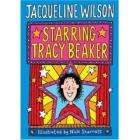 Jacqueline Wilsons- StarringTracey Beaker HB book - £2.49 delivered.