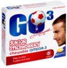 Go3 Junior Strawberry Chewable Omega 3 Was £9.78 Now £1.00 @ Tesco (Saving of £8.78)