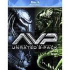 Alien Vs Predator/Aliens Vs Predator - Requiem [Blu-ray] Amazon - £8.98 + FREE delivery