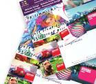 Free Print Sample Pack from Oranda Print