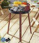 Round Barbecue £4.88 @ Lidl