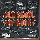 Various - Old Skool Of Rock (2 CD's) £2.99 + Free Delivery/Quidco @ HMV (Kiss/Alice Cooper/Therapy?/Rainbow/Magnum/Free/Thin Lizzy + many more)