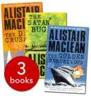 Alistair Maclean - 3 Books £3.50 plus p&p
