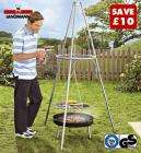 Tripod Barbecue was £19.99 now £9.99 instore @ Lidl