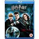 Harry Potter & The Order Of The Phoenix (Blu-Ray) £7.99 @ HMV + Quidco