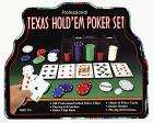 Texas Poker Set £1.49 instore
