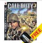 Call of Duty 3 ( PS3 )  + FREE PS2 game King of Fighters - £29.99 delivered!