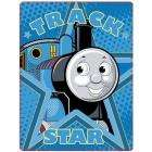 CharacterWorld Thomas Track Star Fleece Blanket - Amazon - was £9.99 now £4.45 - add filler for free delv