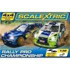 Scalextric C1196 Rally Pro Championship 1:32 Scale Race Set - Amazon - was £109.99 now £49.49